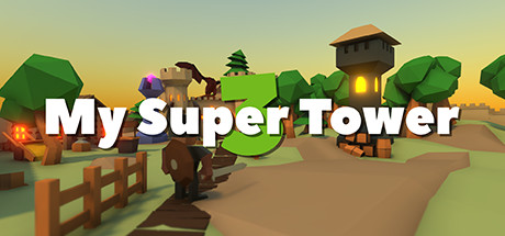 My Super Tower 3 cover art