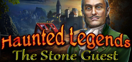 Haunted Legends: The Stone Guest Collector's Edition Thumbnail