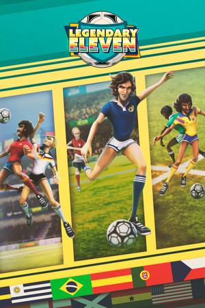 Legendary Eleven: Epic Football poster image on Steam Backlog