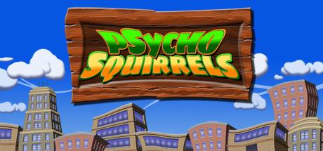 Psycho Squirrels