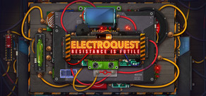 Electroquest: Resistance is Futile cover art
