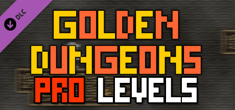 Golden Dungeons - PRO Levels