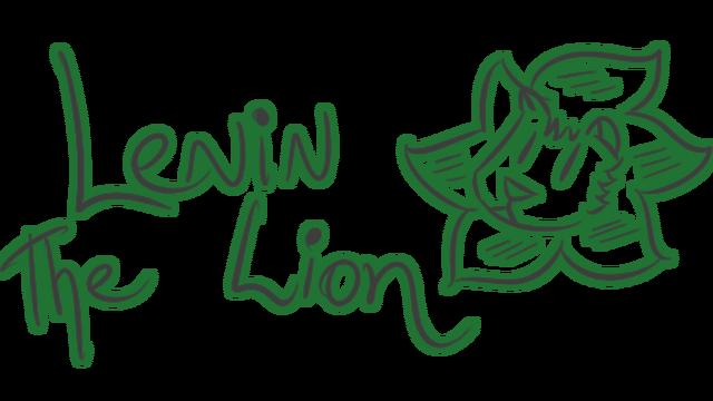 Lenin - The Lion logo