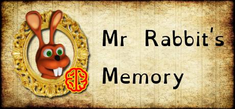 Mr Rabbit's Memory Game