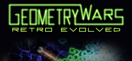 Купить Geometry Wars: Retro Evolved
