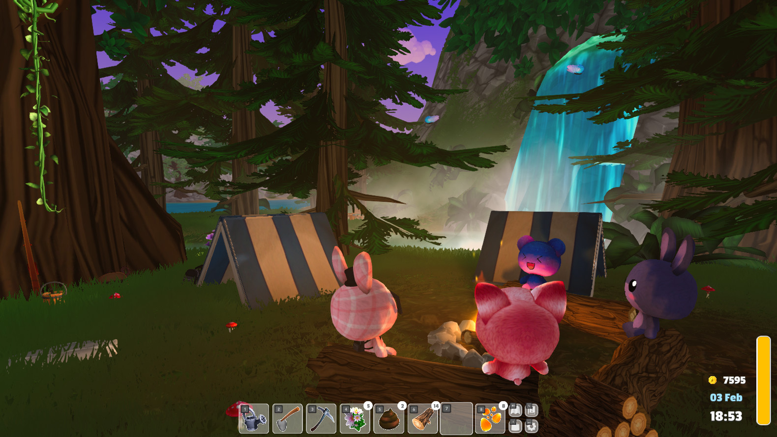 Garden Paws Screenshot 3