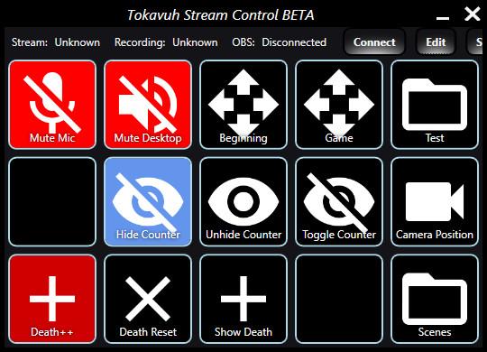 Tokavuh Stream Control
