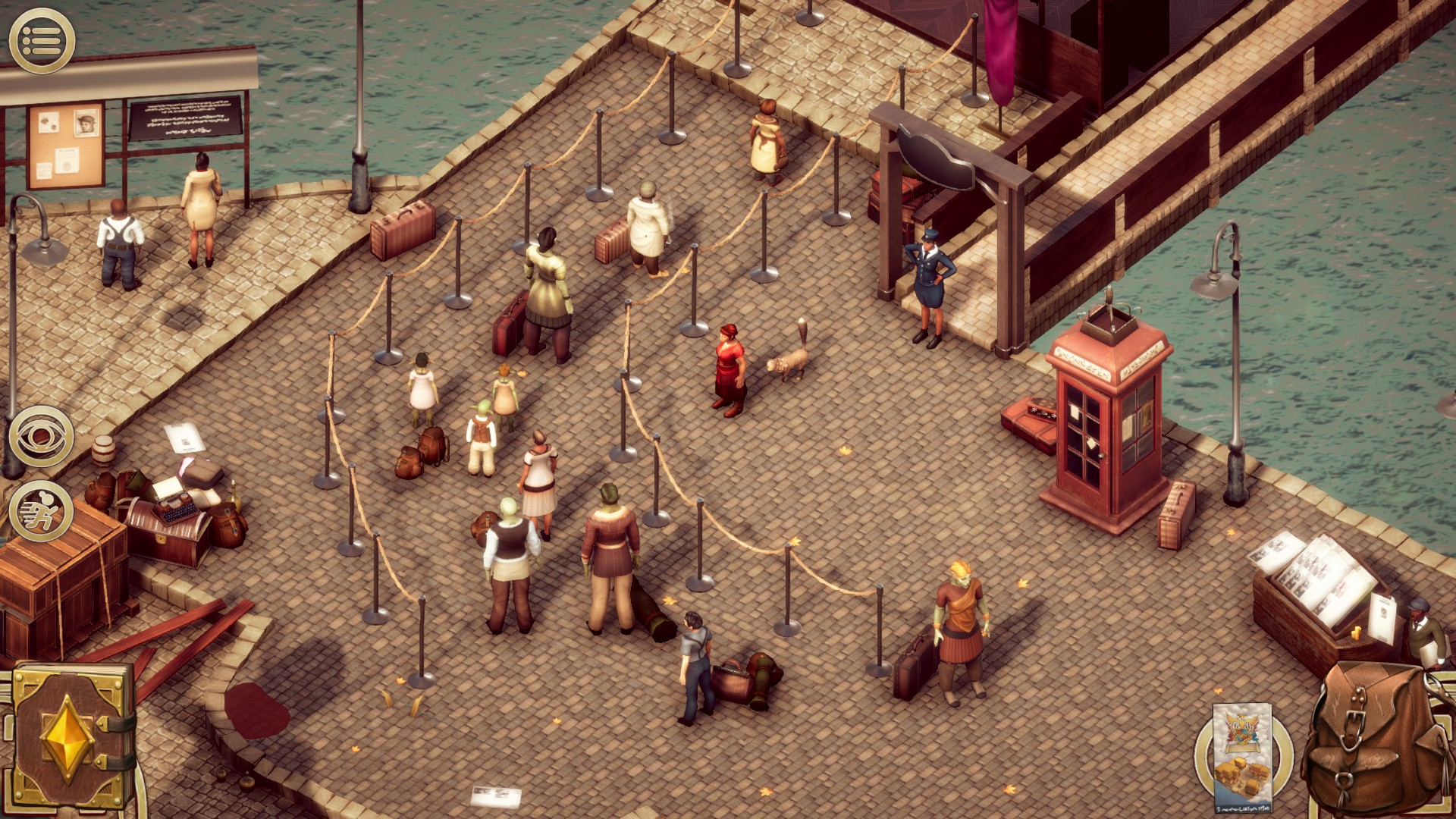 Pendula Swing: Episode 1 - Tired and Retired 2018 pc game Img-3