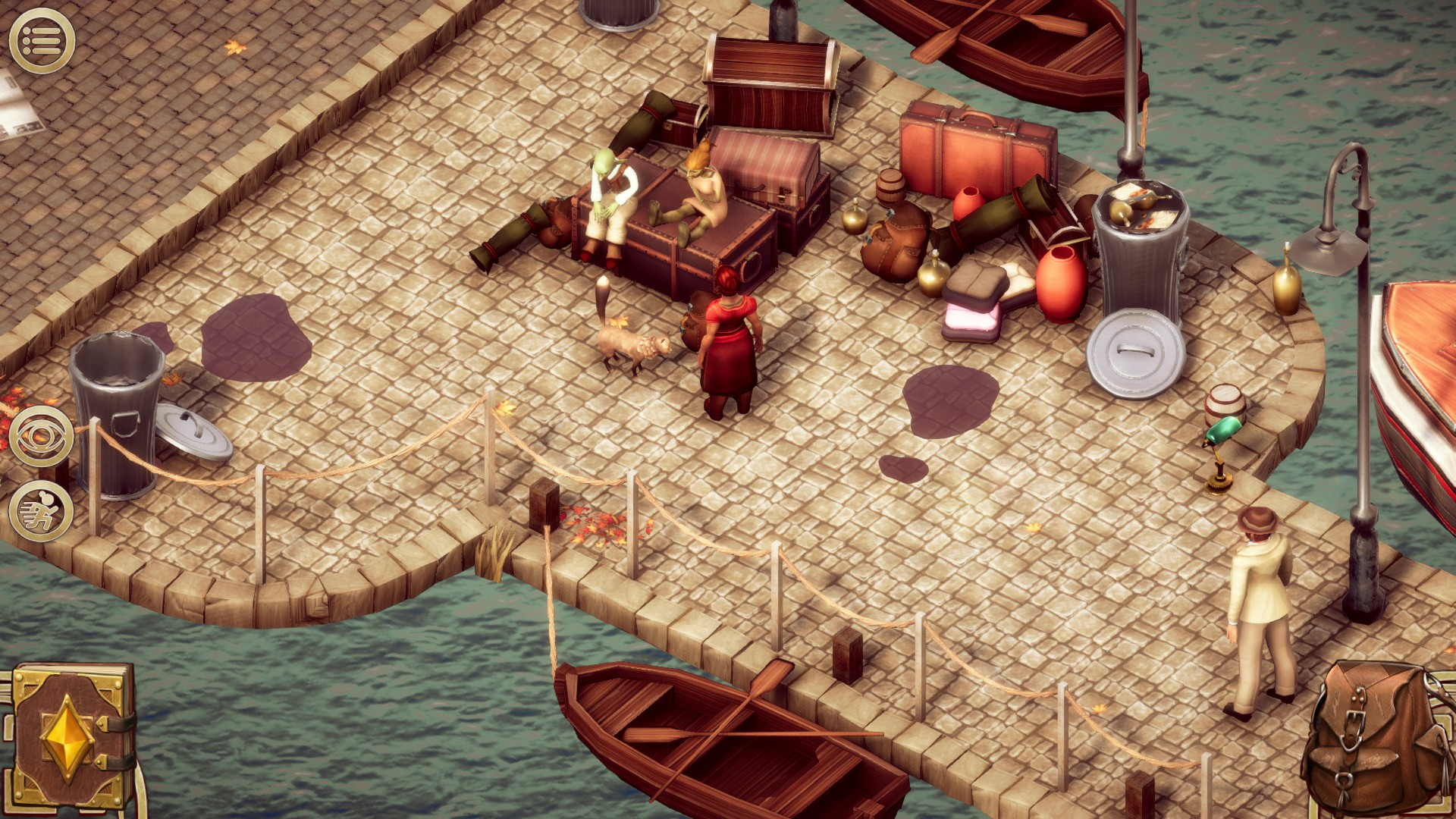 Pendula Swing: Episode 1 - Tired and Retired 2018 pc game Img-2