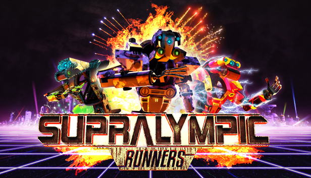 Download Supralympic Runners free download