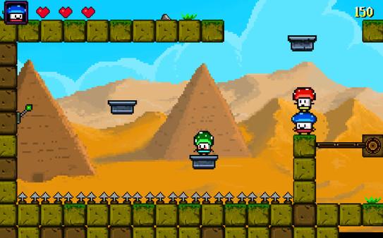 Mushroom Heroes 2