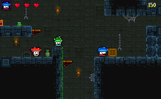 Mushroom Heroes 1