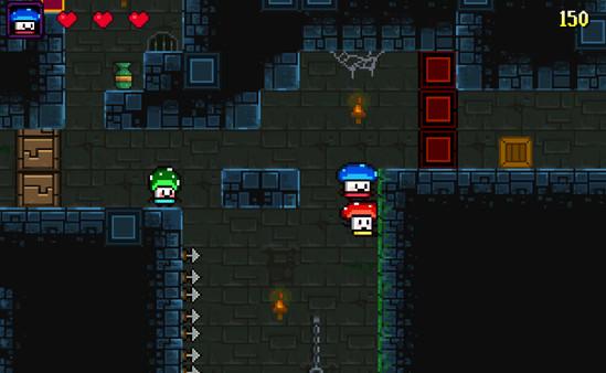 Mushroom Heroes 4