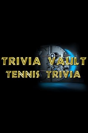 Trivia Vault: Tennis Trivia poster image on Steam Backlog