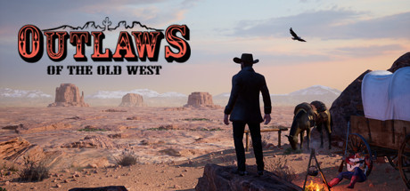 Outlaws of the Old West Capa