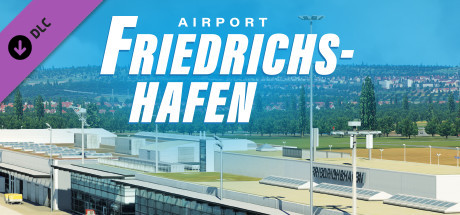 Купить X-Plane 11 - Add-on: Aerosoft - Airport Friedrichshafen (DLC)