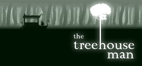 The Treehouse Man cover art