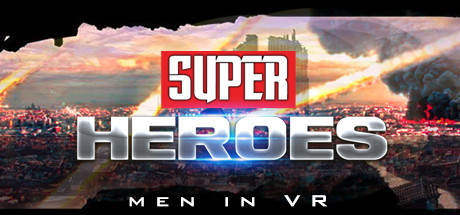 Super Heroes: Men in VR beta