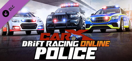 CarX Drift Racing Online - CarX Police