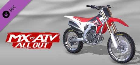 MX vs ATV All Out - 2017 Honda CRF 250R