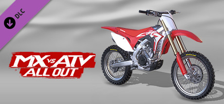 MX vs ATV All Out - 2017 Honda CRF 450R