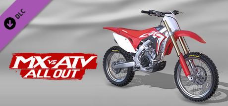 Mx Vs Atv All Out 2017 Honda Crf 450r On Steam