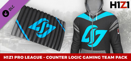 H1Z1 Pro League - Counter Logic Gaming Team Pack