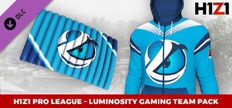 H1Z1 Pro League - Luminosity Gaming Team Pack - SteamSpy