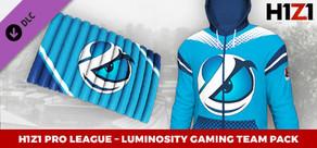 H1Z1 Pro League - Luminosity Gaming Team Pack