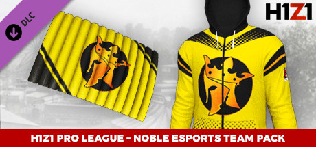 H1Z1 Pro League - Noble Esports Team Pack - SteamSpy - All