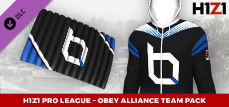 H1Z1 Pro League - Obey Alliance Team Pack