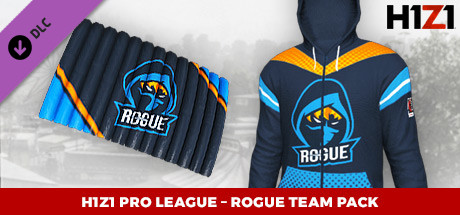 H1Z1 Pro League - Rogue Team Pack - SteamSpy - All the data