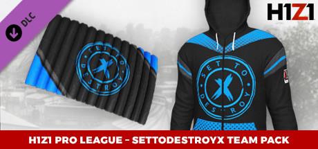H1Z1 Pro League - SetToDestroyX Team Pack