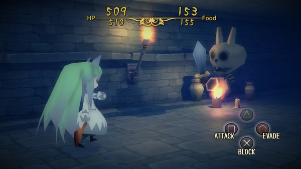 Screenshot of Märchen Forest: Mylne and the Forest Gift