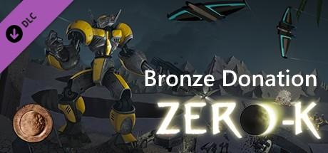 Zero-K - Bronze Donation ($10)