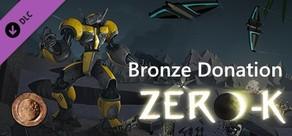 Zero-K - Bronze Donation ($10) cover art