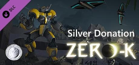 Zero-K - Silver Donation ($25)