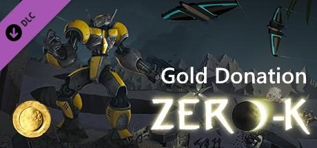 Купить Zero-K - Gold Donation ($50) (DLC)