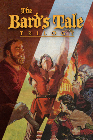The Bard's Tale Trilogy poster image on Steam Backlog
