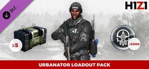 H1Z1 Urbanator Loadout Pack