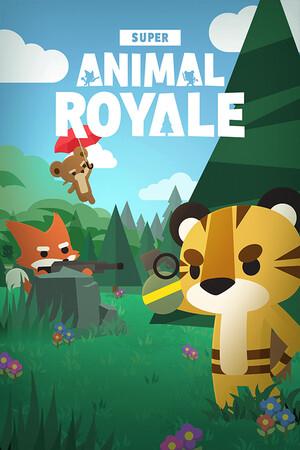 Super Animal Royale poster image on Steam Backlog