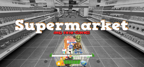 Supermarket VR and mini-games