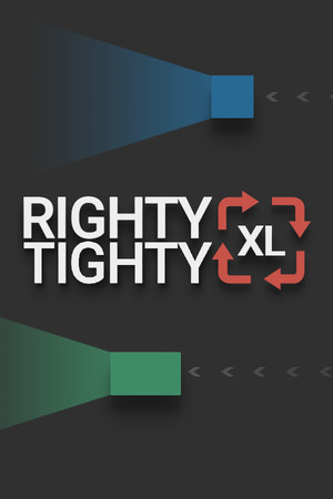 Righty Tighty XL poster image on Steam Backlog