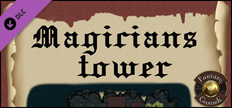 Fantasy Grounds - Magicians Tower (Map Pack)