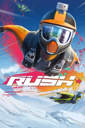 RUSH poster image on Steam Backlog