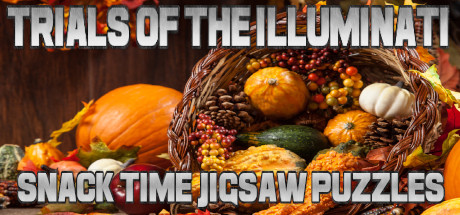 Trials of The Illuminati: Snack Time Jigsaw Puzzles