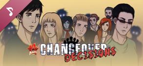 Changeover: Decisions - Original Soundtrack cover art