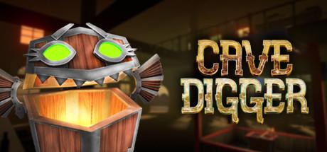 VrRoom - Cave Digger