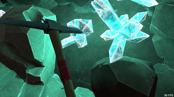 Скриншот из Cave Digger
