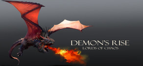 Demon's Rise - Lords of Chaos cover art